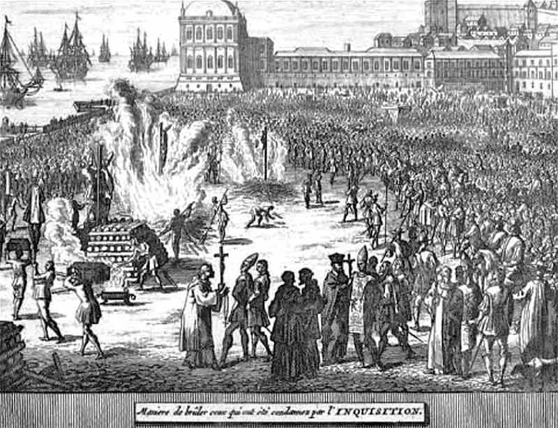 Portugal, judeus e a Inquisição