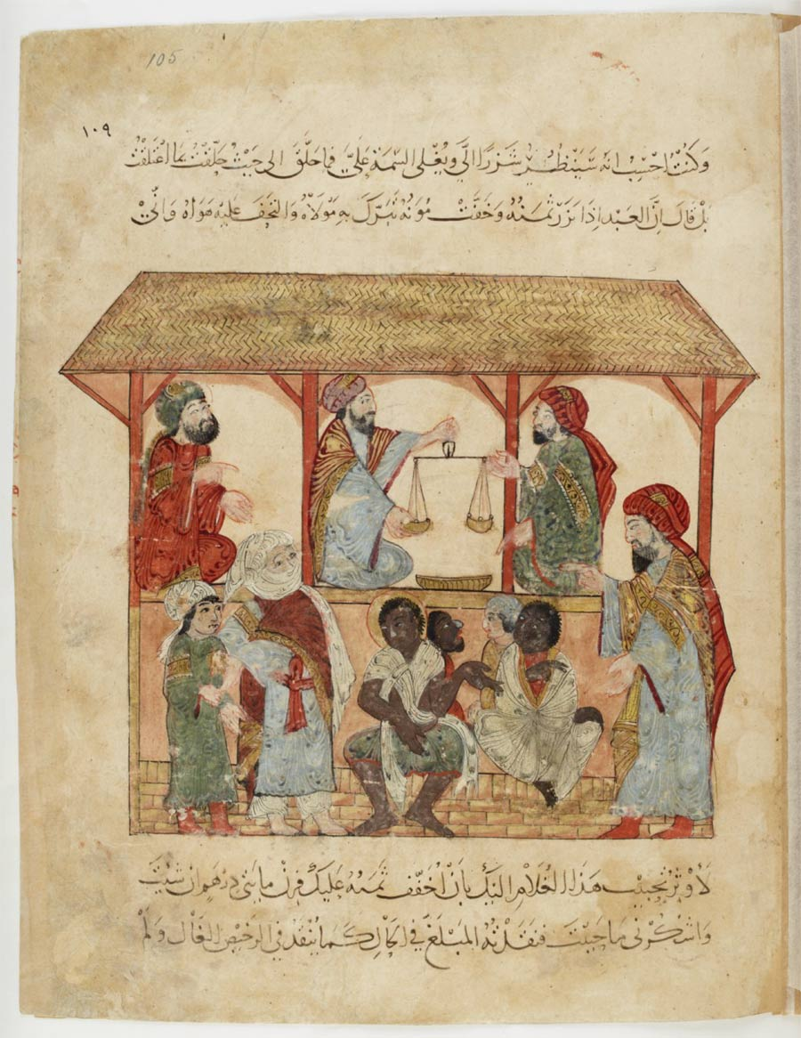 A África e a escravidão islâmica
